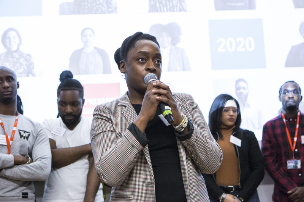 Image de Témoignage d'Aïssetou Traore, entrepreneure de la Promotion 2020