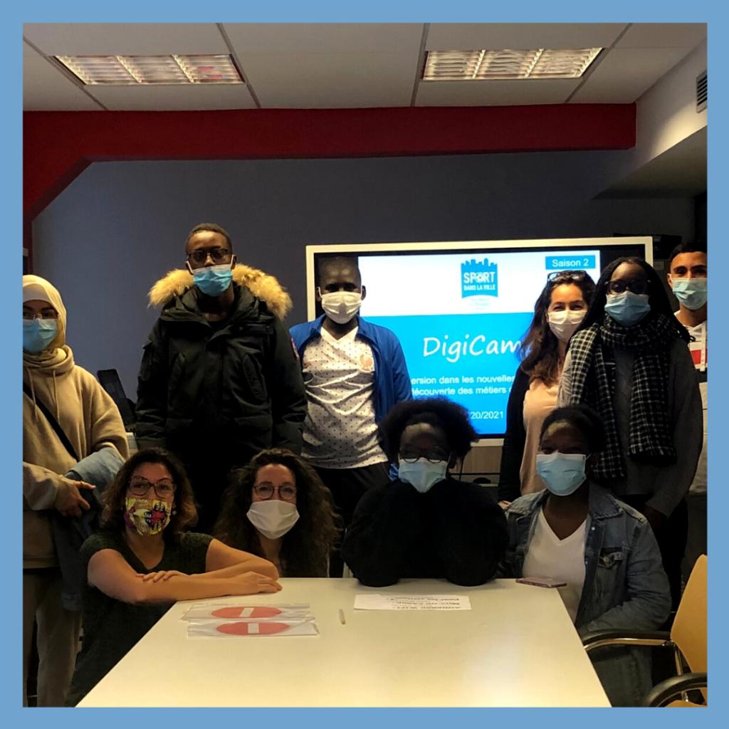 Image de La saison 2 de DigiCamp est lancée !