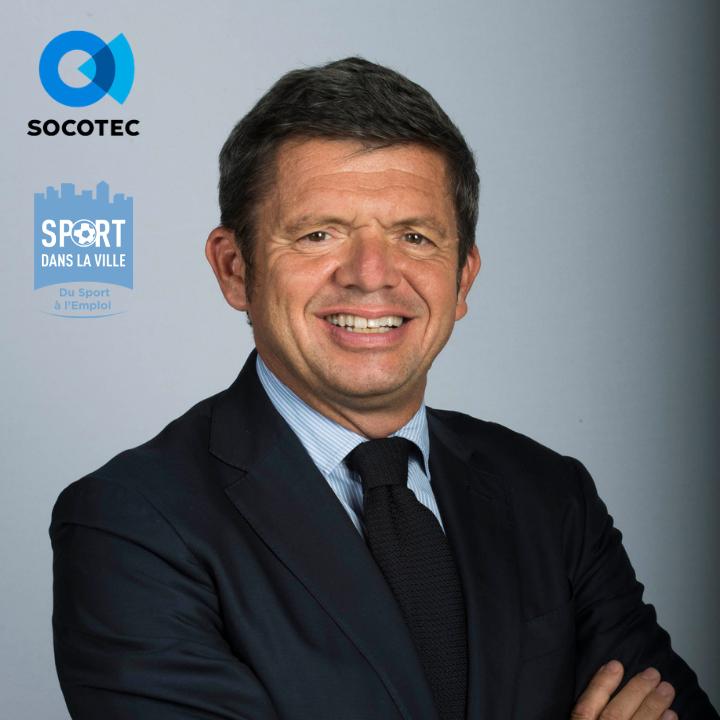Image de Hervé Montjotin « Avec Sport dans la Ville, l'alliance marche extrêmement bien »