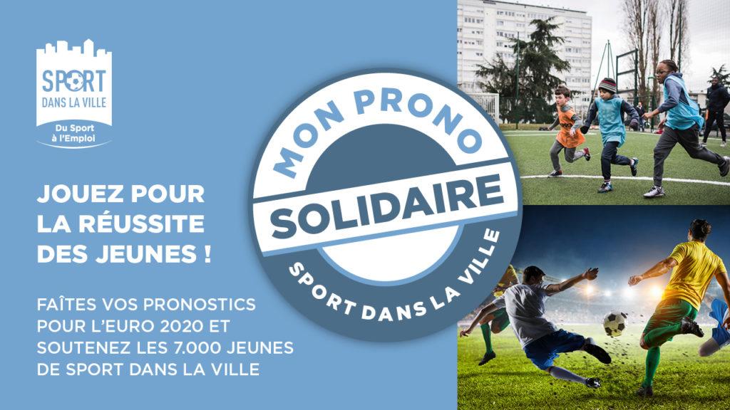 Image de Mon Prono Solidaire : Jouez pour la réussite des jeunes ⚽⚽